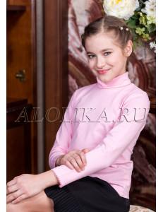 """Джемпер для девочек розового цвета """"Лида"""""""